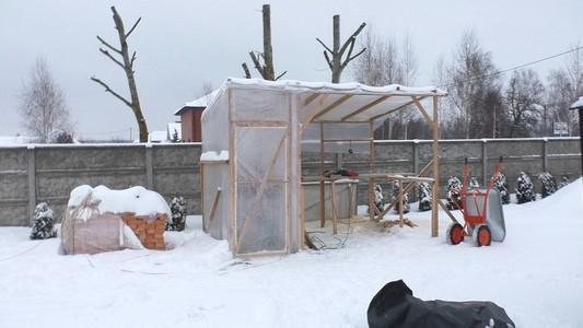 подготовка к строительству печи