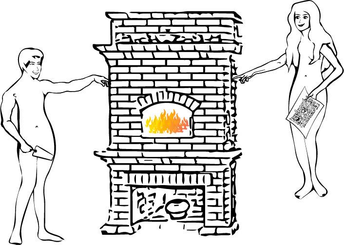 Библейские сюжеты на тему печестроения