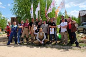 Мастер-класс печников. Чехов 2017