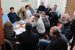 Рабочая встреча трубочистов. Москва, 2019