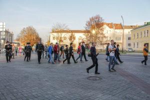 Шествие печников и трубочистов по Гродно. Каминар 2019