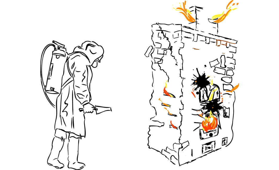 Построить печь дешево