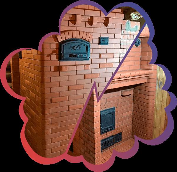 Банная печь Печевед