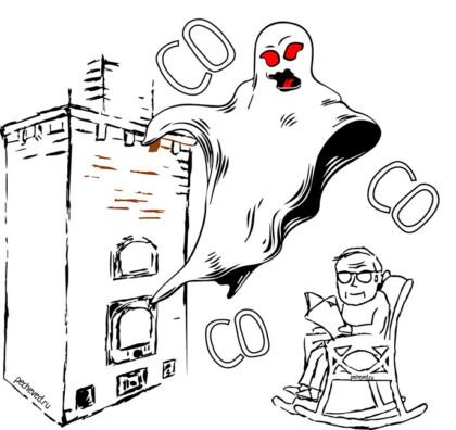 Опасность угарного газа от отопительных приборов