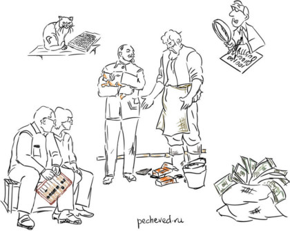 Печник и налоги pecheved.ru