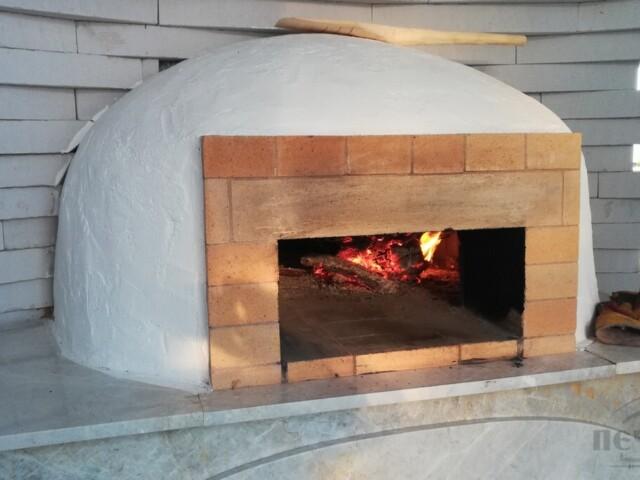Помпейская печь в Иглу